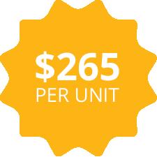 Fogging Odor Eliminator $265 per unit